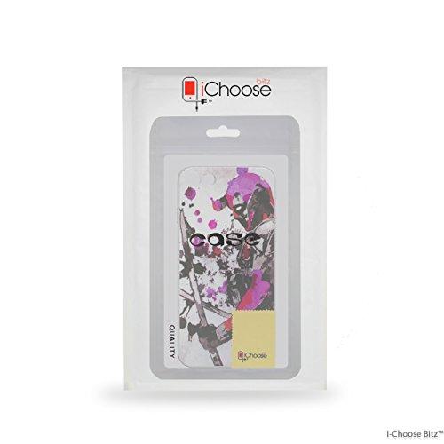 iPhone 6 Plus/6s Plus Deadpool Arte de Fan Estuche de Silicona / Cubierta de Gel para Apple iPhone 6S Plus 6 Plus (5.5) / Protector de Pantalla y Paño / iCHOOSE / Espadas Espadas - Colores