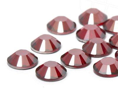 compras de moda online Rhinestones Hotfix of Swarovski Swarovski Swarovski Elements   SS 8 (2.4mm), Light Siam Satin, 1440 Pieces (10 Gross) (accesorio de disfraz)  últimos estilos