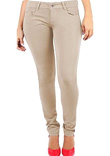 Fashions SA Jeans Femme Stone noir g1qHgw8