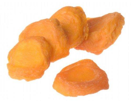 Dried Peaches, Natural, 25 lbs.