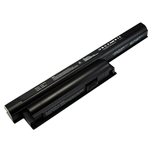 WNVN 10.8V 4400mAh New Replacement Laptop Battery For Sony VAIO VGP-BPS26 VGP-BPL26 VGP-BPS26A SONY VAIO CA Series/ EJ Series/ EG Series/ CB Series--12 Months Warranty