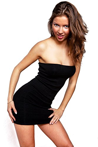 vestito Elegant Little York USA sera White locali In New dance Sexy vestito di per LBD a Sexy KD Nero tubo Top q4wXxPv