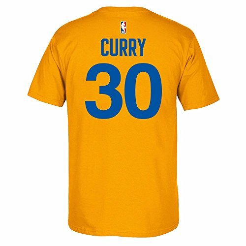 Golden State Warriors Stephen Curry 2011 Hardwood Classic Throwback T Shirt (Small)