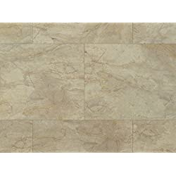 "COREtec Plus Antique Marble 8mm x 18.5"" Engineered Vinyl Tile 50LVT1802 SAMPLE"