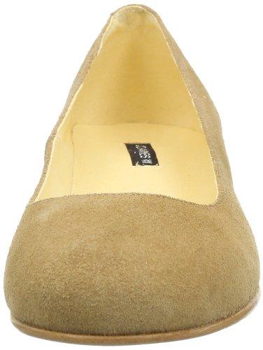 Ballerinas Johannes V49188 Camel W 4 Damen Perla Beige ZwTXwq6R