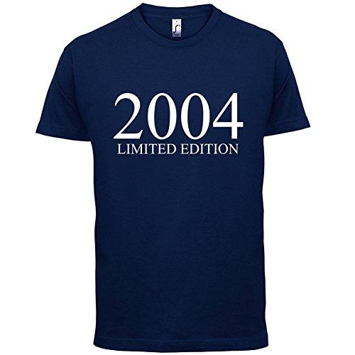 2004 Limierte Auflage / Limited Edition - 13. Geburtstag - Herren T-Shirt - Navy - M