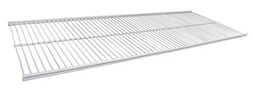 Twin Wire mesh Shelf, 800x300,w (Bracket Slot Twin)