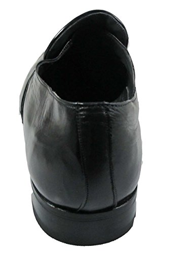 Via Veneto 7817 Mens Dressy Slip On Alligator Shoes