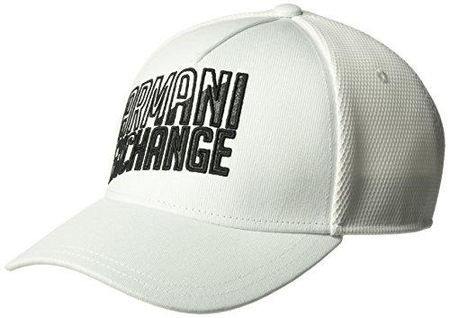75ebbe30aa3 Armani Exchange Men s Logo Baseball Cap