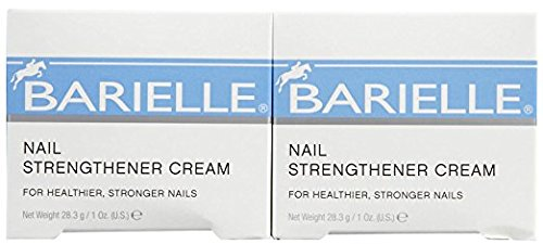 Barielle Nail Strengthener Cream 1 oz./28.35g (Pack of 2) FISK INDUSTRIES