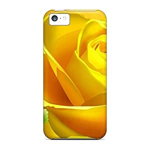 For Ipod Touch 5 Case Cover CaThe Best 3D Full Wrap Catext roses