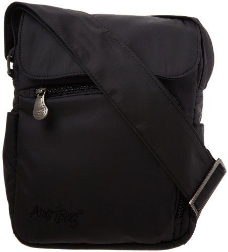 - AmeriBag Rifton Messenger Bag 27223,Black,one size