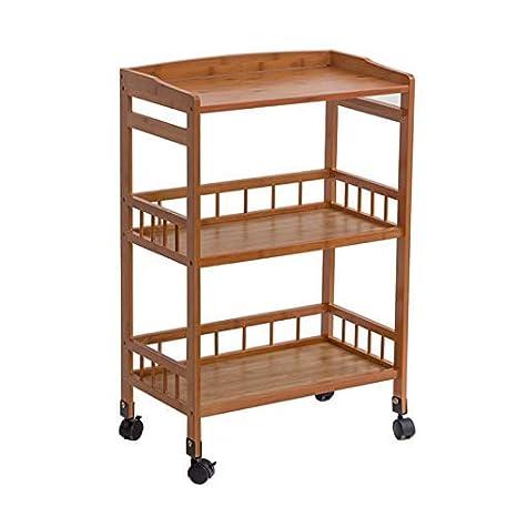 Amazon.com: Vvlo - Carro de herramientas para el hogar, 3 ...
