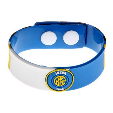 FC Inter Milan Silicone Bracelet (Pwnage)