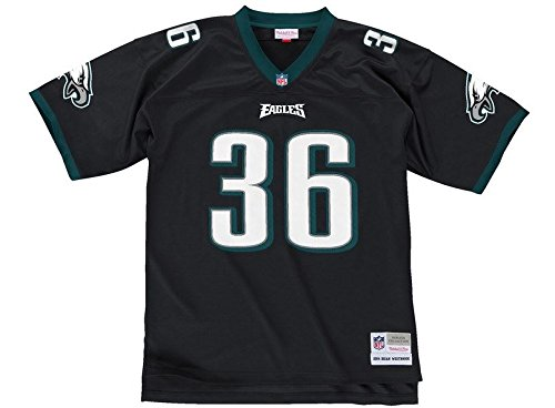 Mitchell And Ness Westbrook 2004 Black Eagles #36 Jersey BLACK L