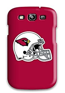 Awesome Case Cover/galaxy S3 Defender Case Cover(arizona Cardinals Helmet)