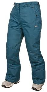 Trespass Moloko Ski-Hose für Damen Blau Mallard X-Large