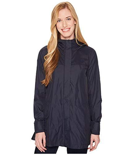 The North Face Women's Flychute A-Line Jacket (Small, Urban Navy) by The North Face