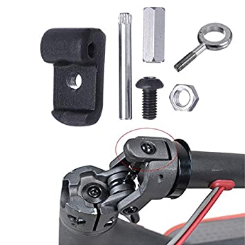 For Xiaomi M365 Buckle Lock Shaft Electric scooter Pull Ring Folding stem