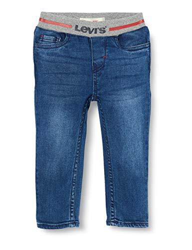 Levi's Kids Lvb trui skinny jeans voor baby's