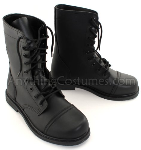 G.I. Style Combat Boots (Mens) (3)