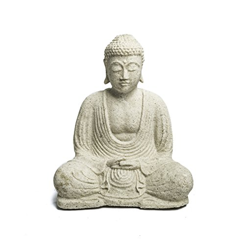 Cheap Repose ST10207648 Peaceful Buddha Outdoor Statues