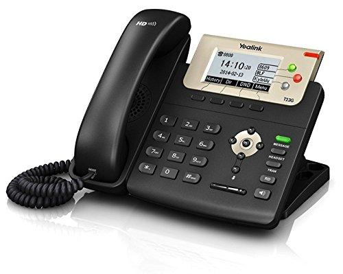 Yealink SIP-T23G Professional Gigabit IP Phone (Part # SIP-T23G) Sip Ip Phone