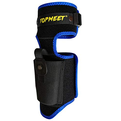 topmeet Ankle/Calf Holster for Concealed Carry