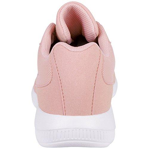 Adulto Follow L´grey Kappa Pink Unisex Sneaker – Rosé 2114 dIIqwH7x