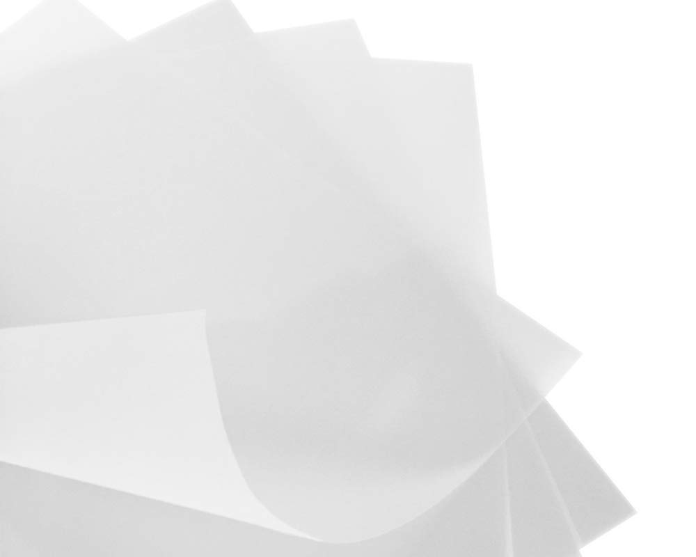 25 x A4 Translucent Vellum Tracing Paper 62gsm for Laser & Inkjet Printers Jackdaw Express