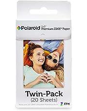 Zink Polaroid 2x3ʺ Premium Zink Zero Photo Paper
