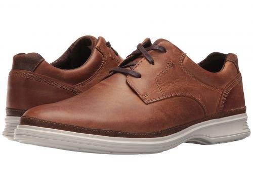Rockport(ロックポート) メンズ 男性用 シューズ 靴 オックスフォード 紳士靴 通勤靴 DresSports 2 Go Plain Toe New Caramel [並行輸入品] B07BL5K8M5 7 M (D)