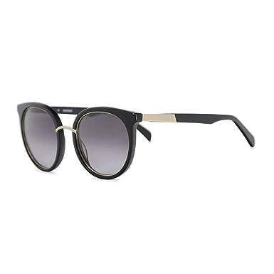 f5871ed8f Amazon.com: Balmain Women Black Sunglasses: Clothing