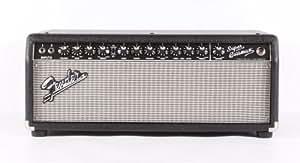 fender super bassman pro 300w tube bass amp head black 886830874109 musical instruments. Black Bedroom Furniture Sets. Home Design Ideas