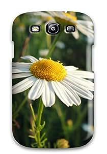 Galaxy Macro Camomile Awesome High Quality Galaxy S3 Case Skin
