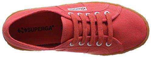 Superga Cotu 2751Naked, Mujer Bajo Zapatillas Rosa (Paradise Pink)