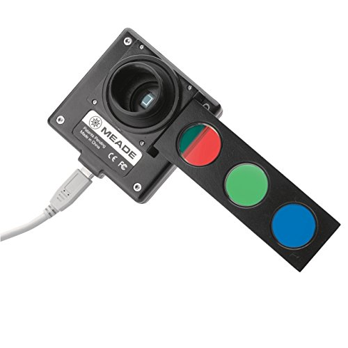 Meade Deep Sky Imager RGB Color Filter Set for DSI PRO, DSI PRO II and DSI PRO III