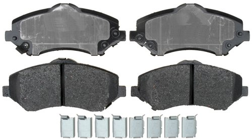 Raybestos PGD1273AC Professional Grade Ceramic Disc Brake Pad Set