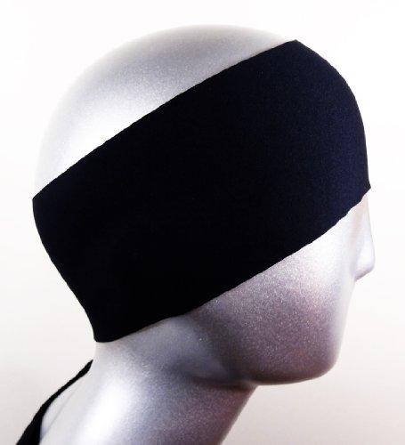 Bondi Band Sólido absorbe la humedad, banda de 10 cm, banda de entrenamiento para el sudor, ideal para correr, caminar,...