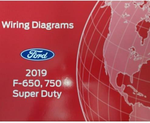 2019 FORD F650 F-650 F-750 Electrical Wiring Diagrams Diagram Service Manual  EWD: Ford: Amazon.com: Books | Ford F750 Electrical Wiring Diagram |  | Amazon.com