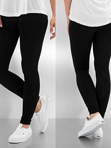 Classics Donna Nero Pa Leggings Urban Ladies vxdHp44