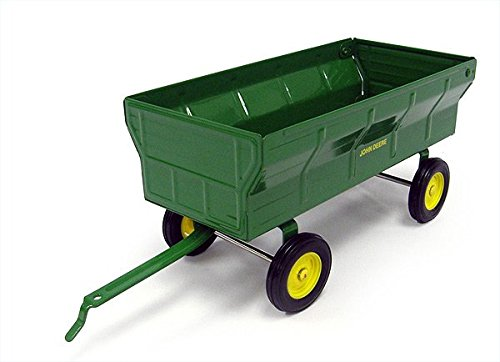 ERT46274 ERTL - John Deere Flare Box Wagon An by B2B Replicas