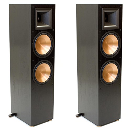 klipsch rf 7 ii reference series flagship floorstanding. Black Bedroom Furniture Sets. Home Design Ideas