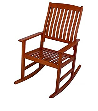Fabulous Harms Import Dark Wood Rocking Chair Features Country Onthecornerstone Fun Painted Chair Ideas Images Onthecornerstoneorg