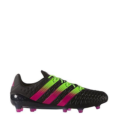 Adidas Ace 16,1 FG/AG - tomaia nera sgreen shopin //
