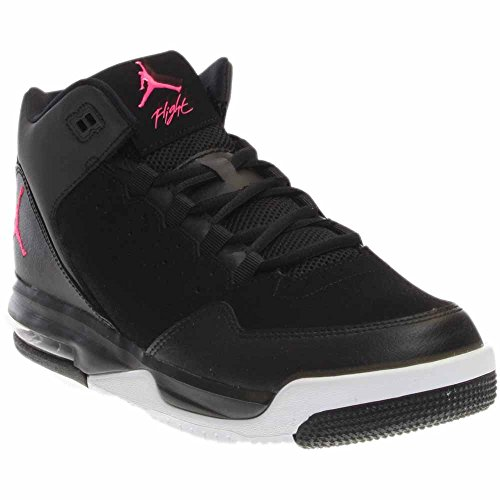 Jordan Flight Origin 2 GG Girls Basketball-Shoes 718075 (4.5 Y US, Black/Hyper - Cheap Women Jordans