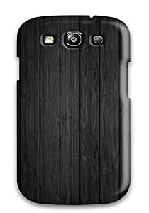 New Premium KimberlyDWade A Wooden Fence Painted Dark Skin Case Cover Excellent Fitted For Galaxy S3