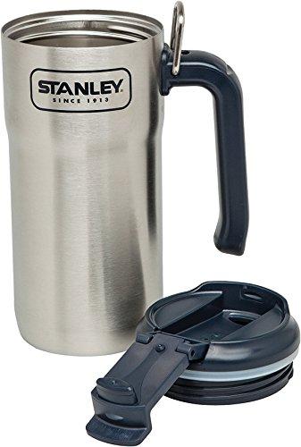 Stanley Adventure Travel Mug , Stainless Steel, 16 oz