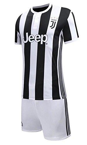 Nuevo Conjunto Equipacion Camiseta Jersey Futbol Juventus 2017-2018 Dybala 10 Replica Autorizado (6 años): Amazon.es: Deportes y aire libre