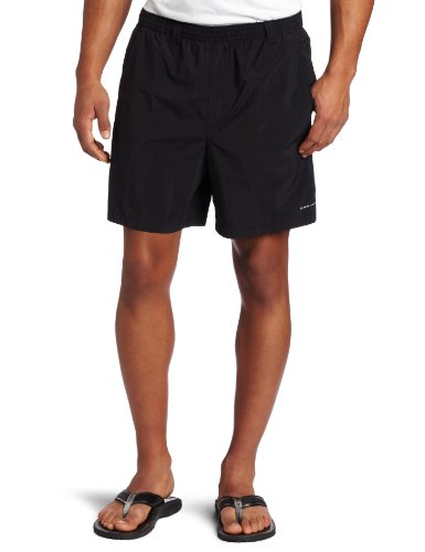 Columbia Men's Backcast II Water Trunk (Black, XX-Large)